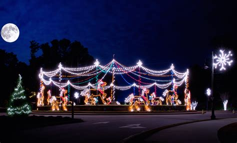 Magical Nights Of Lights by Lights In Lanier Islands Lanierworld