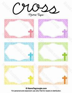 16 best name tags images on pinterest moldings free With easter name tags template