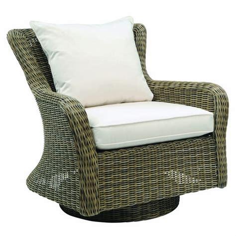 kingsley bate sag harbor seating swivel rocker lounge