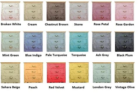 shabby chic spray paint colors new chalk paint spray water based shabby chic 18 colours 400ml ebay