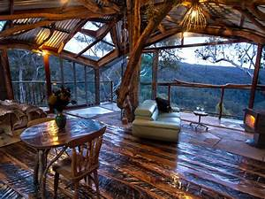 The 10 Coolest Treehouses In The World: Take A Look Inside