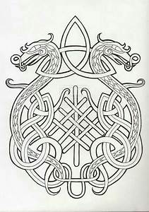 dragon celtic knot: | Celtic Knots | Pinterest | Celtique ...