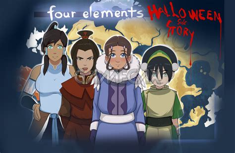 The Four Elements Trainer