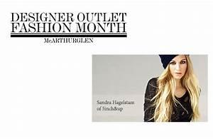 Designer Outlet 24 Online : stylish windows for mcarthurglen designer outlet fashion month ~ Indierocktalk.com Haus und Dekorationen