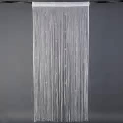 beaded string door curtain fly screen divider room window