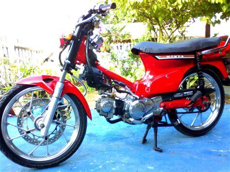 Modifikasi Astrea by Foto Modifikasi Motor Astrea Terkeren Dan Terbaru