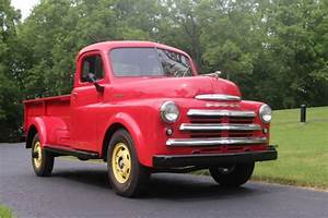 Dodge Other Pickups 1950 Red For Sale  81288090 1950 Dodge