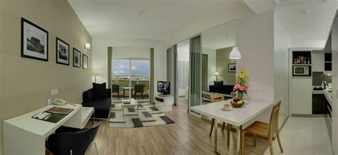 One Bedroom Suite by Grand Mercure Bangalore One Bedroom Suite