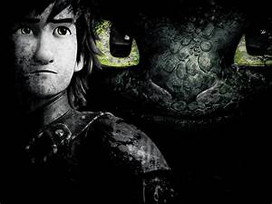 How to Train Your Dragon 2. Hiccup and Toothless by ...