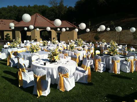 This Weeks √ 14 Elegant Outdoor Wedding Decorations
