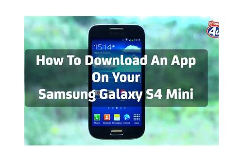 samsung galaxy apps not downloading