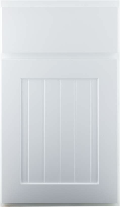 Cupboard Door Styles by Crown Cabinets Millcreek Thermo Foil Matte White Crown
