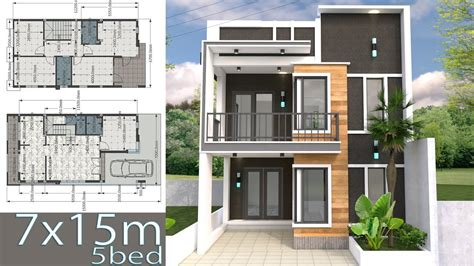 home design plan xm   bedrooms  modeling house