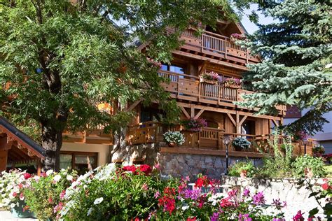 galerie photos chalet mounier hotel les 2 alpes au pied des pistes