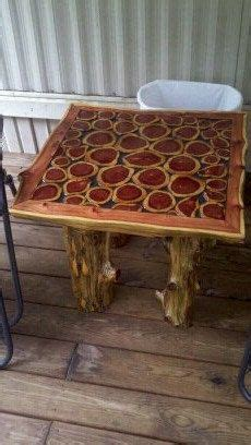 rustic cedar wood table   home rustic wood