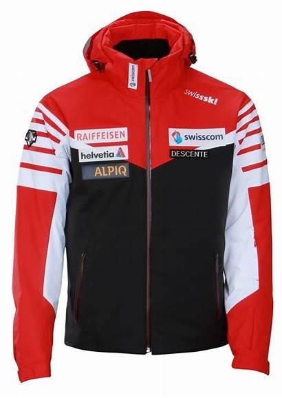 Ski Descente Jacket Swiss Jackets Wcs Mens