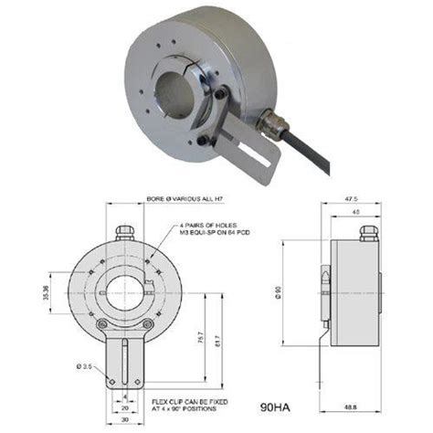 hollow shaft industrial encoders direct