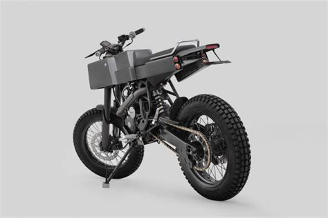 mantap motor custom karya builder indonesia mejeng
