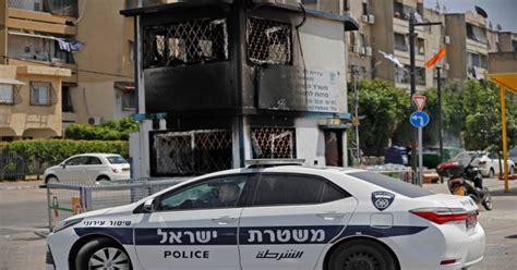 protes  keganasan meletus  bandar bandar campuran yahudi arab  israel