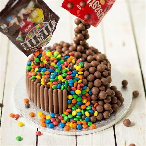 idees pour le gateau danniversaire au chocolat