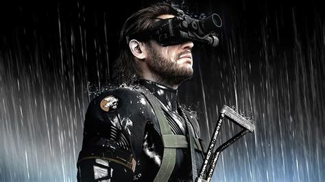 Metal Gear Solid V Ground Zeroes Playstation 4 Ign