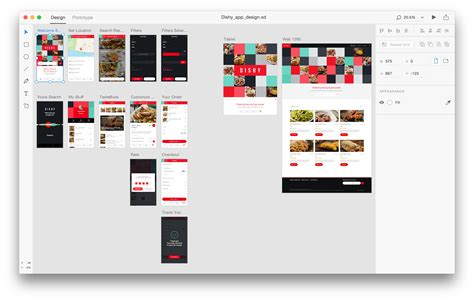 adobe xd templates introducing adobe experience design cc preview adobe