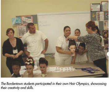 Nj Cosmetology School Holds Hair Olympics Empire