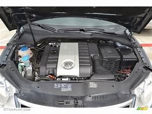 2008 Volkswagen Eos 2 0t Engine Photos