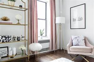 Living Room Tour - Living Room Transformation - NYC