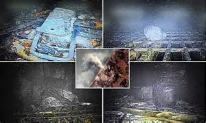fukushima nuclear power plants ground  daily mail