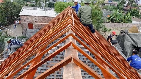 How To Building Frame A Roof