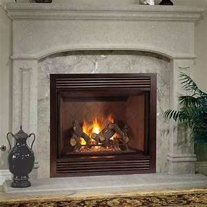 Fmi Desa Vc36pb Victorian Millivolt Direct Vent Fireplace