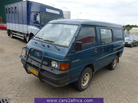 Mitsubishi L300 by Mitsubishi L300 2 5 D 64843 Used Available From Stock