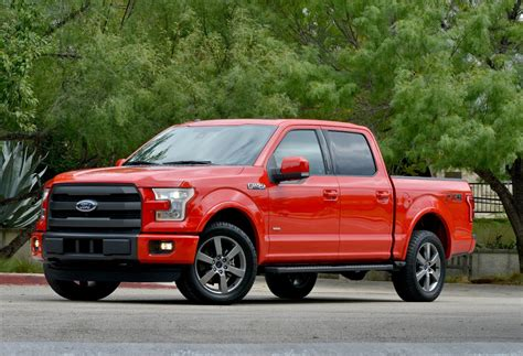 2016 Ford F 150 Gas Mileage   The Car Connection