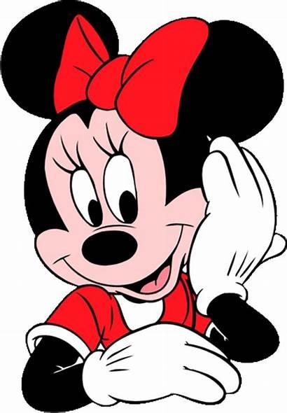 Minnie Mouse Clip Clipart Cartoon Mickey Disney