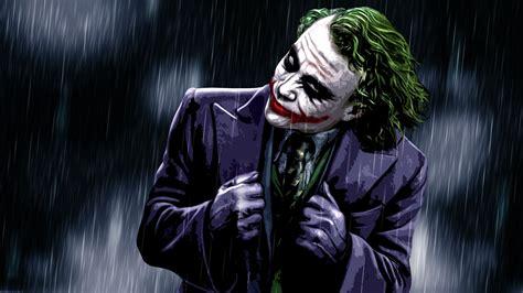 The Dark Knight Joker Wallpapers Wallpapersafari