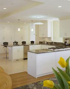 60 kitchen designs ideas design trends premium psd With u shaped modern kitchen designs