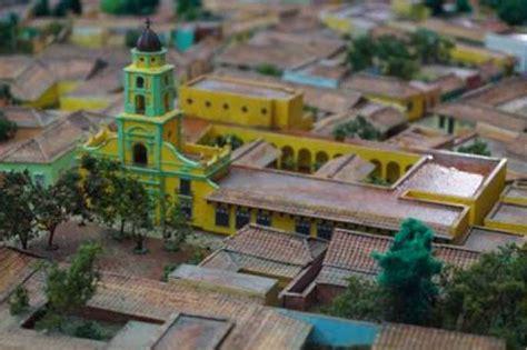 modelo para construir una maqueta de una ciudad modelo