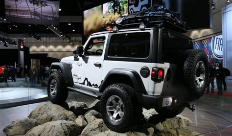jeep wrangler  une nouvelle mouture  moderne