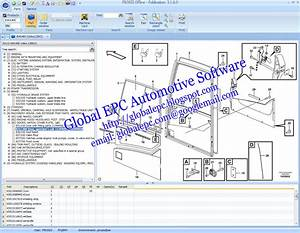 Global Epc Automotive Software  Volvo Prosis Offline 2011
