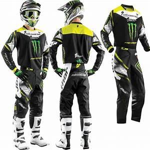 Equipement Moto Cross Destockage : tenue adulte thor monster pro circuit vert 2015 t36 xxl ~ Dailycaller-alerts.com Idées de Décoration