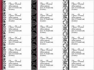 avery address labels template beepmunk With free templates for return address labels