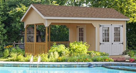 Shed With Porch by Amazing Sheds With Porches To Add Charm To Your Backyard