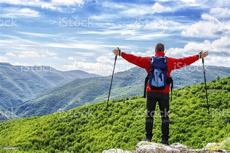 Hiking Stock Photo - Download Image Now - iStock