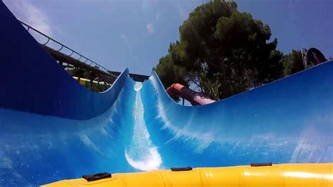 spain mallorca aqualand water park   youtube