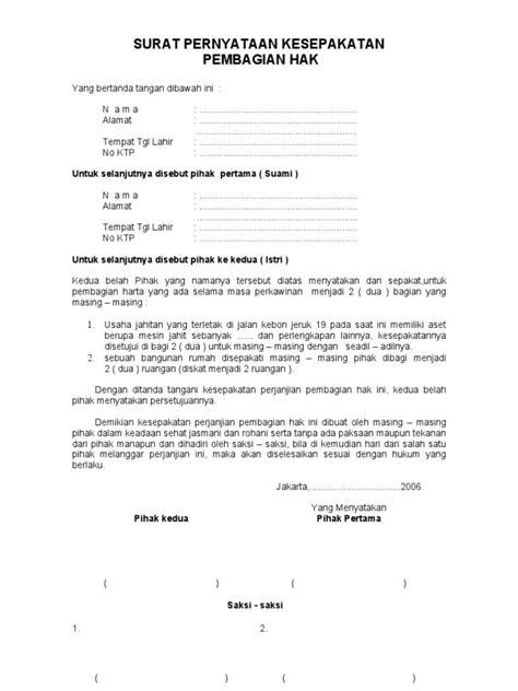 Home » contoh surat » surat perjanjian » contoh surat perjanjian kerjasama bisnis. Nice Contoh Surat Perjanjian Cerai Diatas Materai 6000 93 Di Ide Desain Surat Perjanjian oleh ...