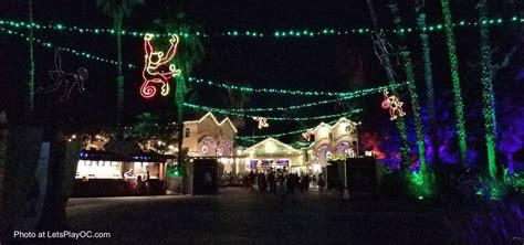 zoo lights coupons los angeles zoo lights let s play oc