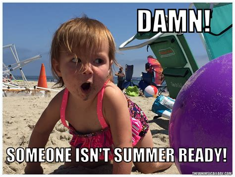 Summer Memes - baby meme the whimsical lady