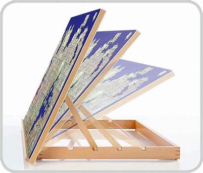 Puzzle Board Jigsaw Puzzles Ravensburger Pieces Easel