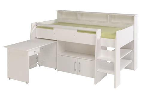 lit mezzanine avec bureau et armoire lit mezzanine avec bureau et armoire 2 portes sheen